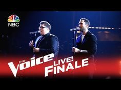 """The Voice 2015 Jordan Smith - Finale: """"Mary, Did You Know"""" - YouTube"""