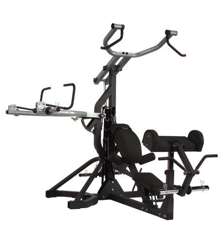 Body Solid SBL460 PowerLift Freeweight Leverage Gym - http://www.myhomegymequipment.com/home-gym-equipment/body-solid-sbl460-powerlift-freeweight-leverage-gym/