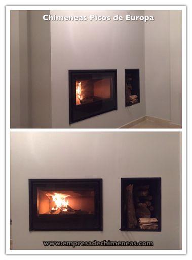 M s de 25 ideas incre bles sobre instalaci n de estufa de - Instalacion de chimeneas de lena ...