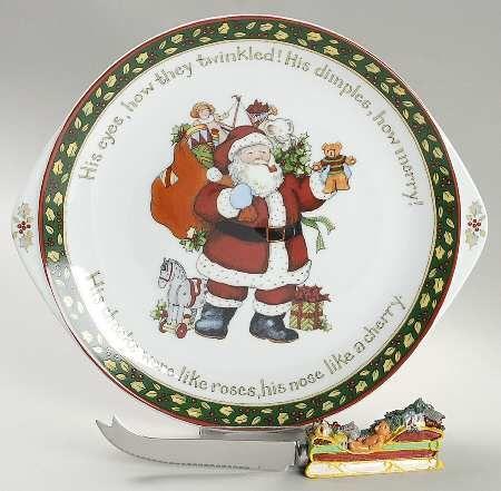 Portmeirion Christmas Story Dinnerware