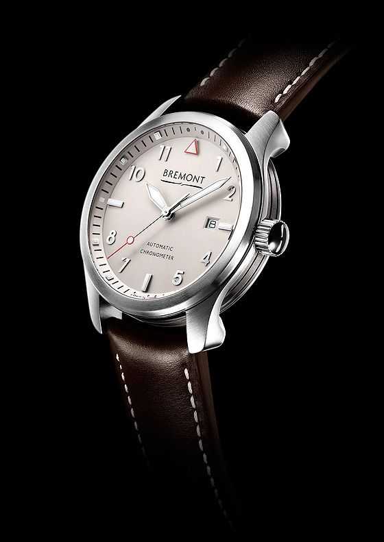 www.watchtime.com   watches wristwatch industry news    Bremont Adds New Models to Its Solo Collection   Bremont Solo 560
