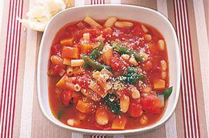 Рецепт супа минестроне итильянский