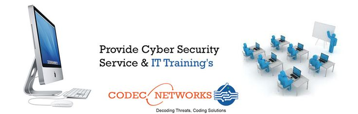 CODEC Networks provide Training in CISCO , CCNA & web security. CODEC Networks provides Web security and Ec council accredited training center at New Delhi,India.It's also Render Services in training likes Web Security training,CISCO Training,CCNA   Training,Networking Training in Delhi,India .  Web Security training, CISCO Training,CCNA   Training
