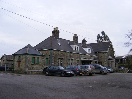 Bere Alston Railway Station