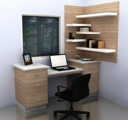 5 Clever Ideas For Home Offices: Best 20+ Small Home Offices Ideas On Pinterest