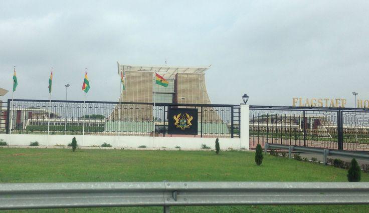 Accra, Ghana visit, 2014