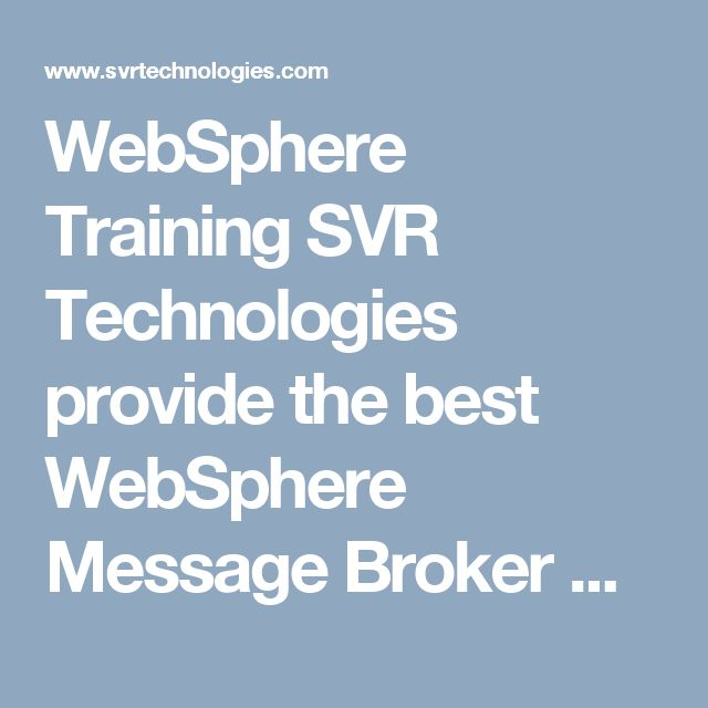 42 best WebSphere Training images on Pinterest Loans for bad - websphere message broker sample resume