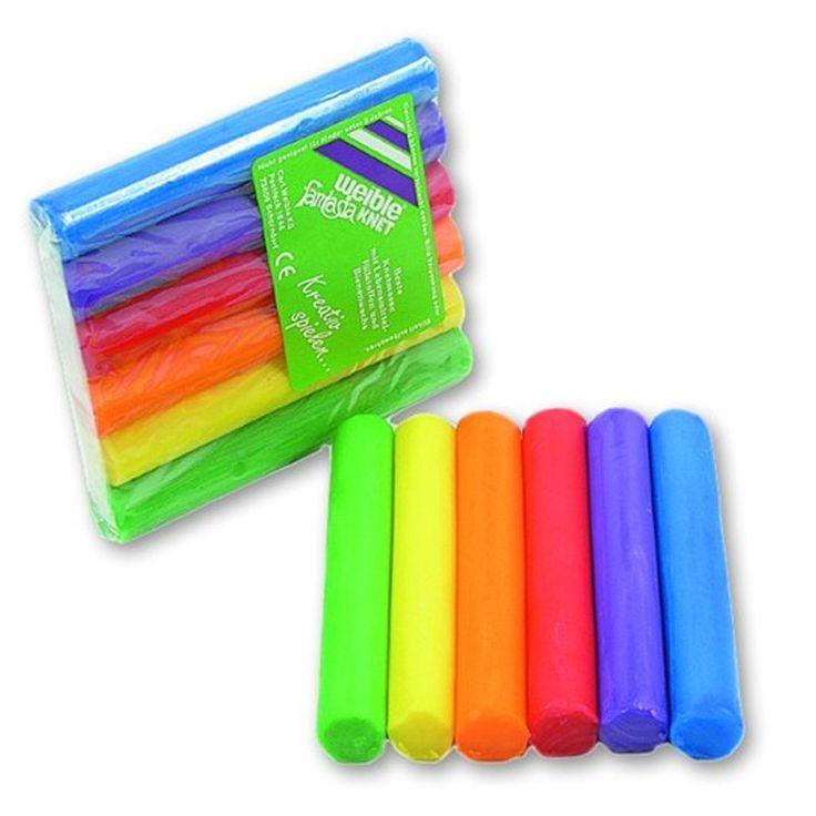 Fantasie klei regenboog kleuren Weible