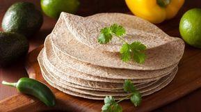 Házi készítésű teljes kiőrlésű tortilla - Receptek | Ízes Élet - Gasztronómia a mindennapokra