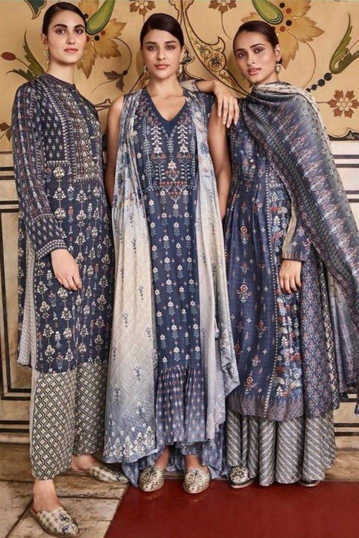 Beautiful Kurtis. in 2019 | Indian designer outfits, Indian ... on