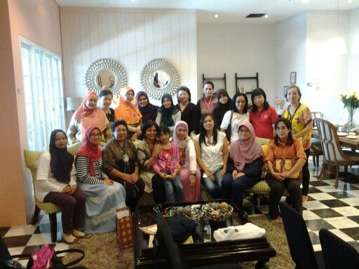La Femme Patisserie community cooking class @Phyllis Goyette Indonesia