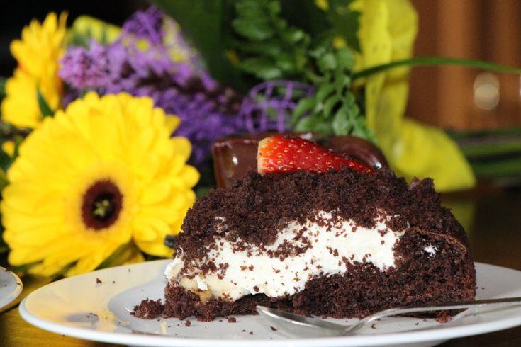 Veganský Krtkův dort