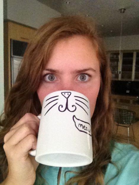 sharpie mug designs | Made This… Sharpie Mug | Poppy Tulip Daisy