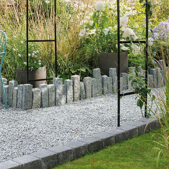 les 25 meilleures id es de la cat gorie bordure jardin. Black Bedroom Furniture Sets. Home Design Ideas