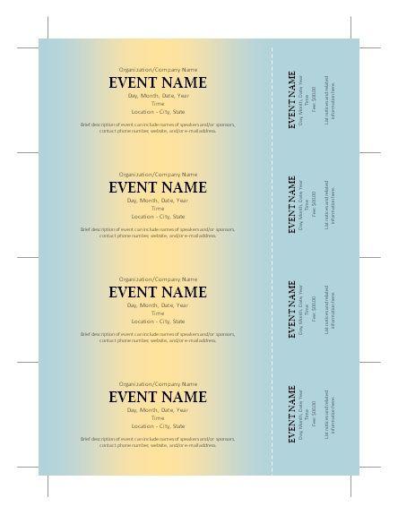 Dinner Ticket Template Vintage Paper Printable Meal Ticket Template - meal ticket template