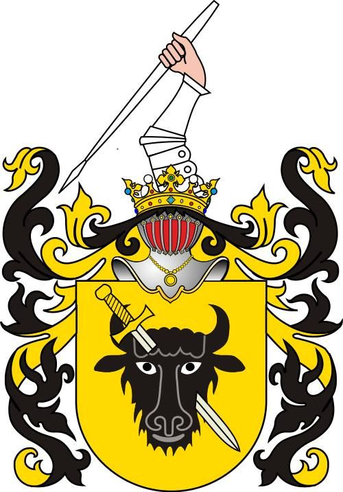 Coat of arms Pomian of polish noble family, variant  -  https://www.facebook.com/photo.php?fbid=1474909779447912