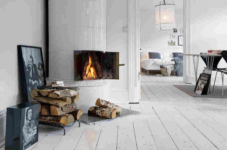 Шведский стиль от Sarah Widman