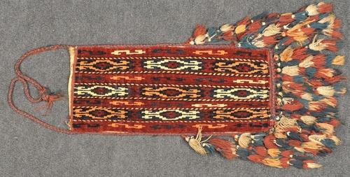 Yomut Igsyalyk (spindle bag), $1 200.00