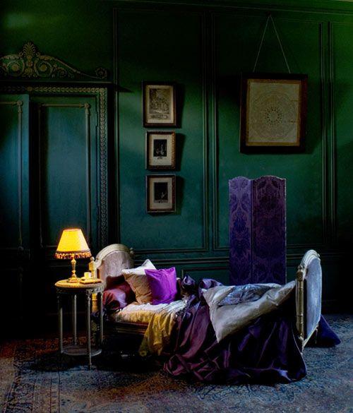 best 25 dark purple rooms ideas on pinterest. Black Bedroom Furniture Sets. Home Design Ideas