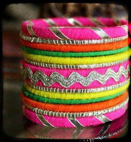 hand made bangles