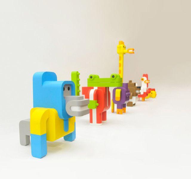 Minimals Toys