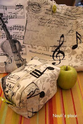 Musician's bag