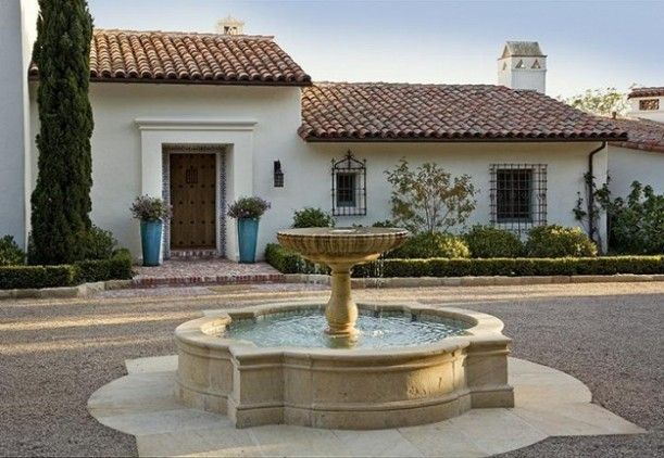 14 best images about spanish revival on pinterest for Spanish style fountains for sale