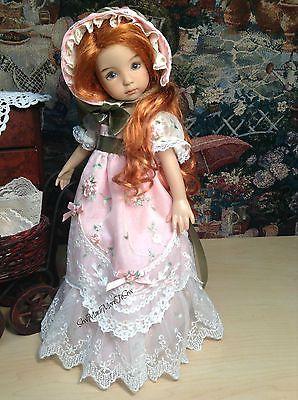 Effner Little Darling Regency Jane Austen embroidered dress ensemble[ NO DOLL] | Dolls & Bears, Dolls, Clothes & Accessories | eBay!