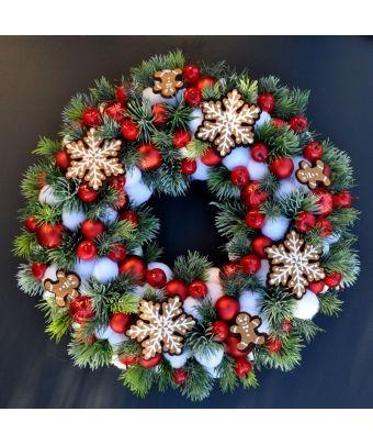 Wianek Świąteczny Nr 352