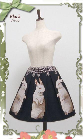 Jupe de chemin des lapins (Skirt)