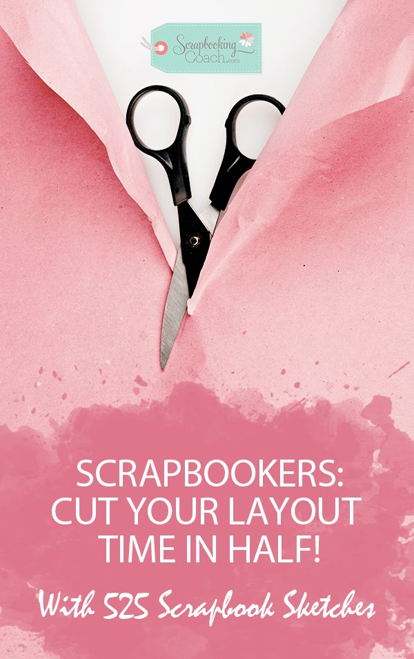 It Looks Like You Forgot To Grab Your Copy Of 525 New and Inspiring Scrapbooking Sketches Ebook. Discover How To Create MORE Pages In LESS Time With 525 GORGEOUS, Ready-to-go Sketches. Each Sketch Shows Where to Put Your Photos, Embellishments and Title, So The End Product is Predictably Beautiful and Visually Appealing to the Eye. Get Inspired Today!