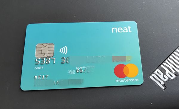Neathk万事达预付卡in 2020 Tablet Electronic Products Mastercard