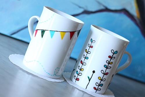 A chacun son mug...