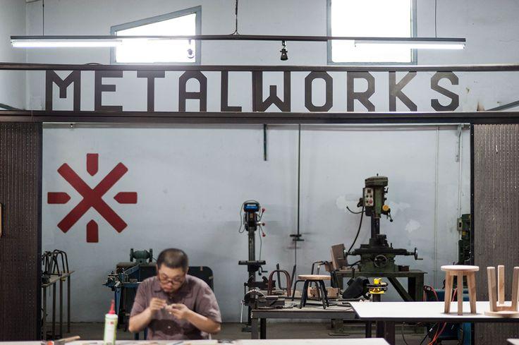 Indoestri Makerspace on Behance