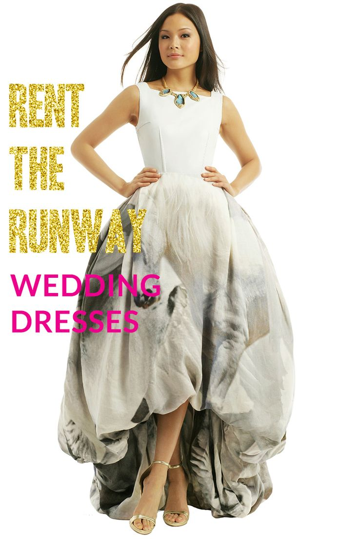 inside rent the runway designer wedding dresses at a price you can afford a