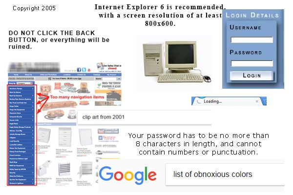 The government website starter pack.