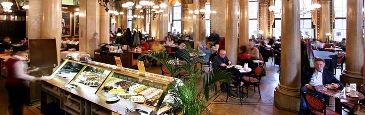 Café Central - Viena, Austria