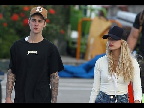Justin Bieber , Hailey Baldwin Don't Look Very Happy... in New Photo Fro...