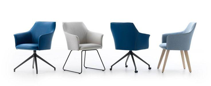Modern classic with Twist Eine Sitzschale und vier verschiedene Optionen für das Untergestell machen den Designer-Chair MARA zu einem wahren Multitalent. Die Sitzschale selbst gibt eine perfekte Symbiose zwischen Modernität und Klassik. Eine ausbalancierte Ergonomie zwischen Arm- und Rückenlehne sowie Sitzpolster definiert die Silhouette zeitgemäß und verleiht ihr gleichzeitig höchstmöglichen Komfort. www.webermoebel.de #pinoftheday   #home   #homedecor   #decor   #design  #furniture #möbel