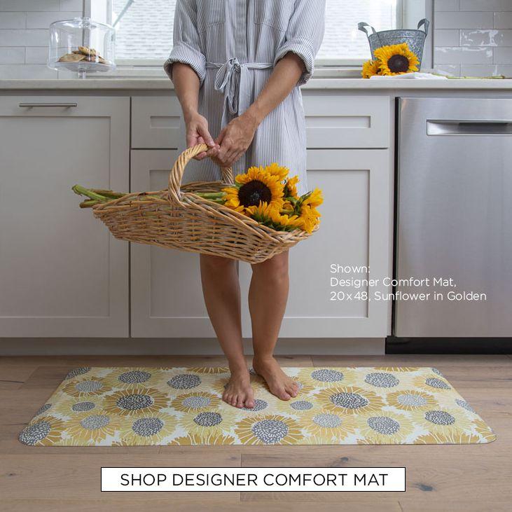 Kitchen Floor Mats For Comfort The Ultimate Anti Fatigue Floor Mat From Gelpro Kitchen Mats Floor Modern Kitchen Floor Mats Comfort Mats