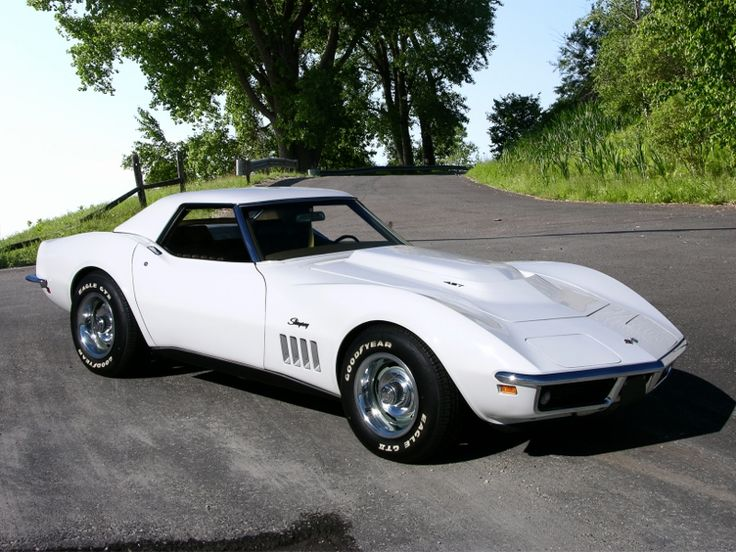 1969 Chevy Corvette L-88 Roadster