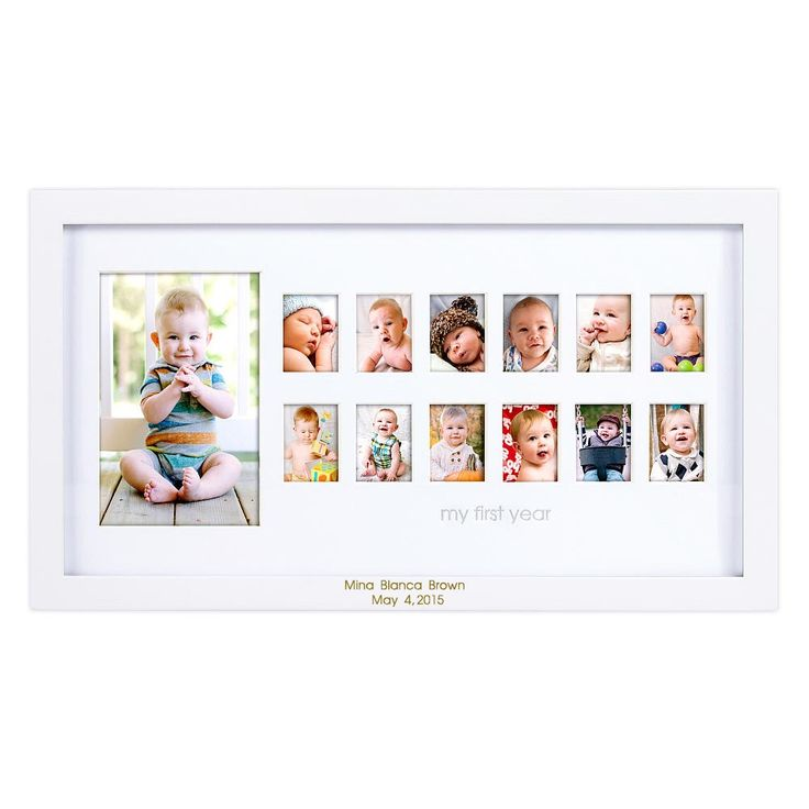 7 best 1st year frame images on Pinterest | Infant photos, Newborn ...