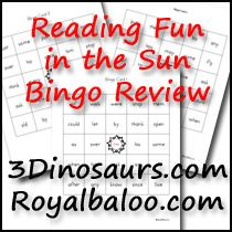 Here is a great Sight Word review by Royal Baloo.