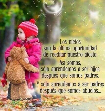 oracion de proteccion para los hijos y nietos para que nada malo ...