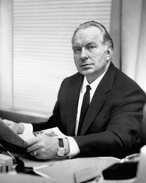 """In our featured L. Ron Hubbard essay this month, the Scientology Founder examines the tangled terms of psychiatry, which """"try to describe rather than to cure."""""""