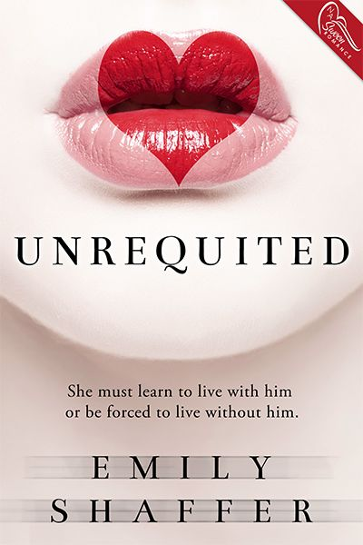 Unrequited, by Emily Shaffer (book cover design by Morgan Media)