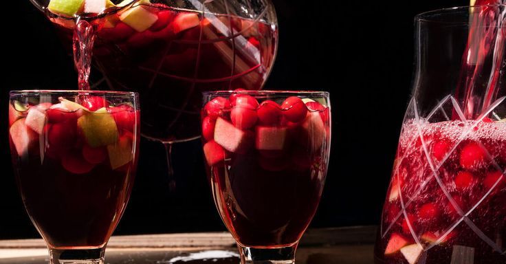7 Warming Winter Sangria Recipes