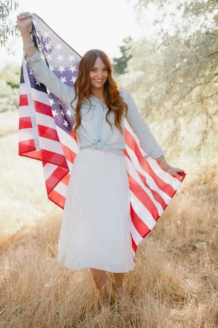 Little J Style: Fourth of July Photoshoot