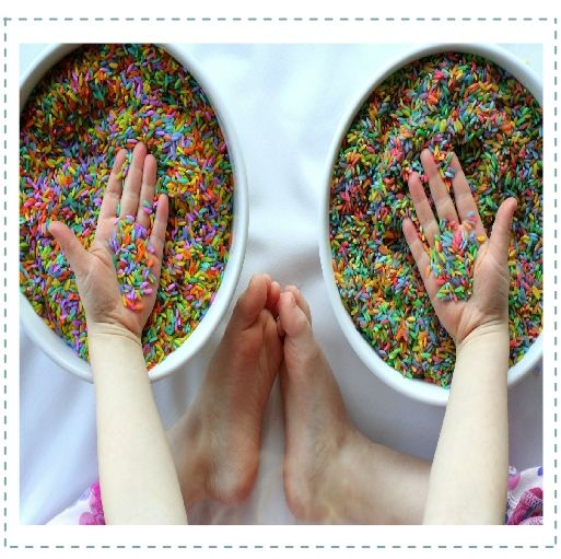 25 Sensory Play Recipes