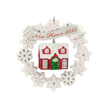 Keepsake Ornaments QXG4794 New Home | Price:	$14.95